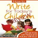 Write for Today's Children Pv logo