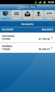 Comerica Mobile Banking® - screenshot thumbnail