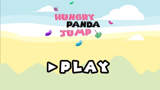 Hungry Panda Run and Jump Fun