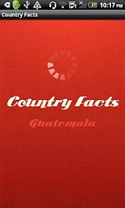 Country Facts Guatemala screenshot 1