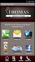 Screenshot of Thomas Drug Store
