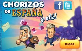 Screenshot of Chorizos de España