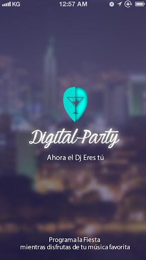 Digital Party Demo