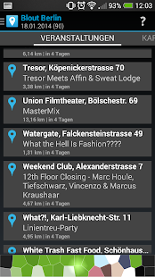 BLOUT! Berlin Club Party Guide - screenshot thumbnail