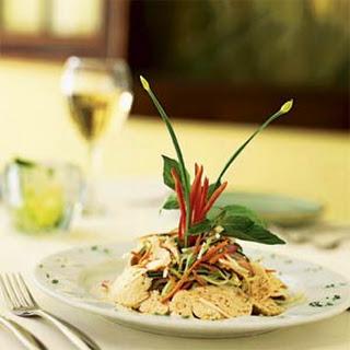 Vietnamese Chicken Salad.