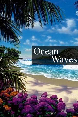 Relax Ocean waves Sleep- screenshot