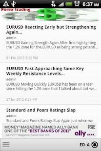 Forex Trading. - screenshot thumbnail