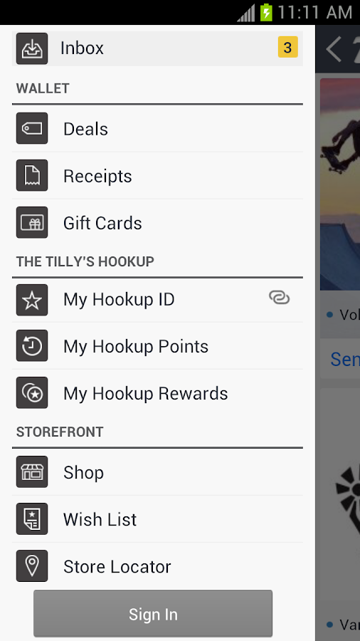 TILLY'S - screenshot