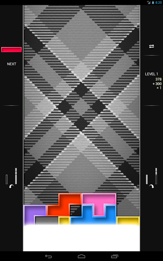 Quantro - screenshot