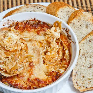 Hot Caramelized Onion Dip.