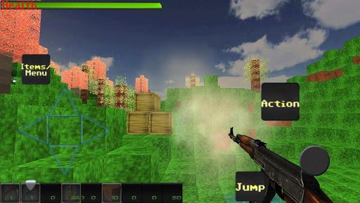 玩街機App Voxellus Space Miner免費 APP試玩