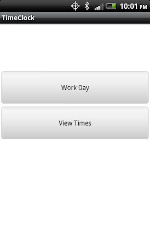 Time Clock for Work