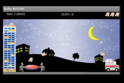 嬰兒遊戲 - screenshot