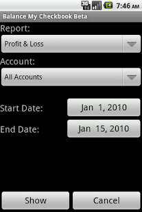 Balance My Checkbook Pro - screenshot thumbnail