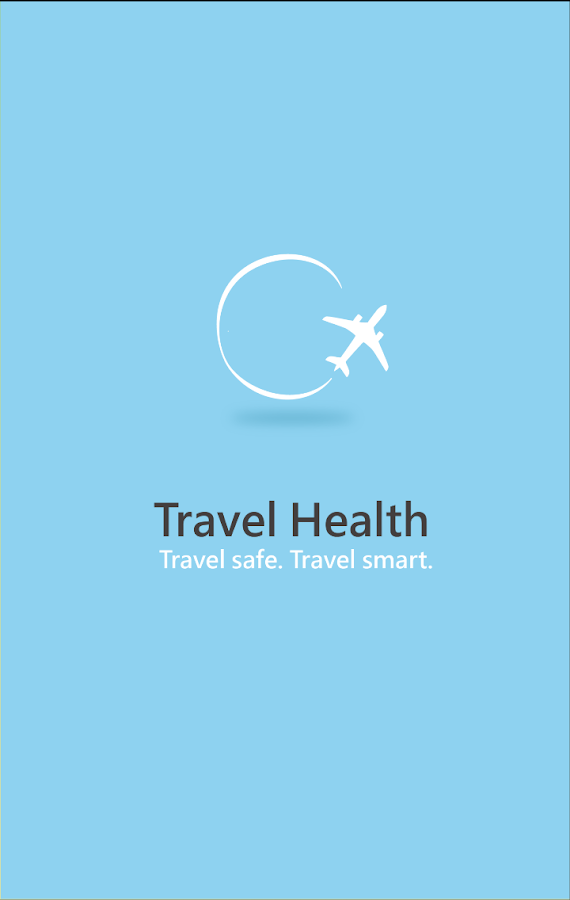 Travel Health- screenshot