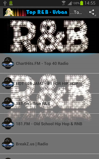 Top R B Urban Radio FULL