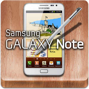 GALAXY Note S Pen User Guide 書籍 App LOGO-APP試玩