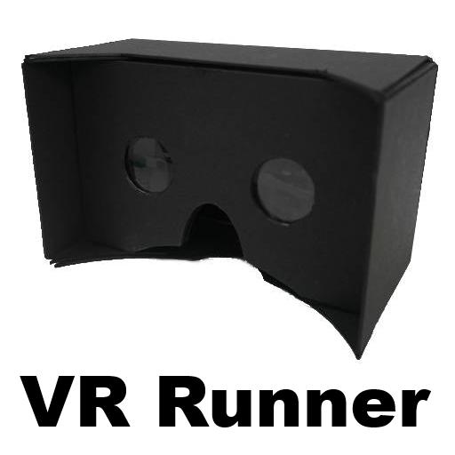 VR Runner LOGO-APP點子
