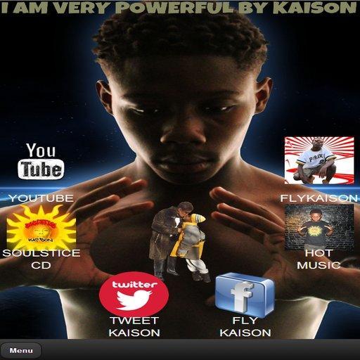 FLYKAISON - I AM VERY POWERFUL LOGO-APP點子