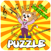 Kids Game Music's Puzzle Full