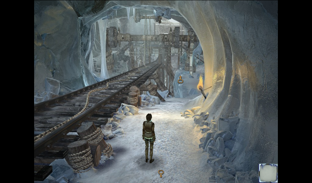 Syberia 2 (Full)- screenshot