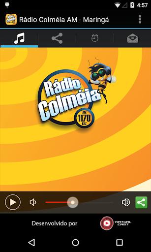 Rádio Colméia AM - Maringá