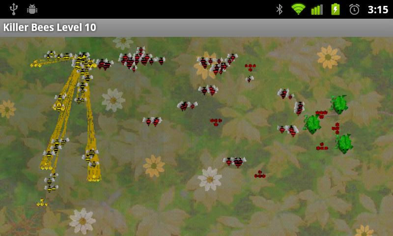 Killer Bees Lite- screenshot