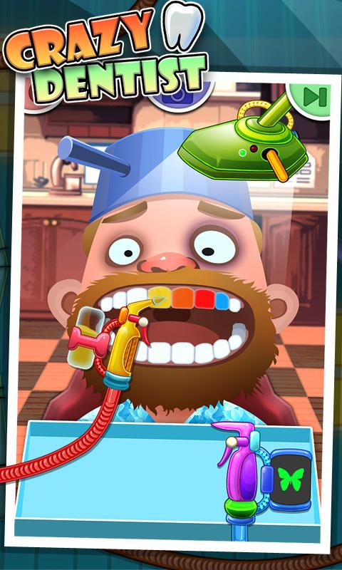 Crazy Dentist - Fun games - screenshot