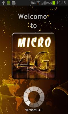 Micro4G - screenshot
