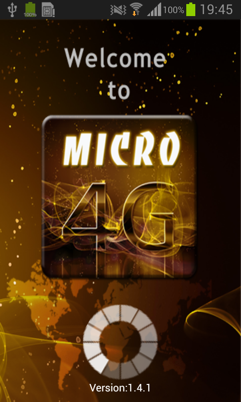 Micro4G- screenshot