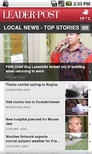 The Leader-Post- screenshot thumbnail