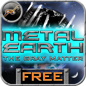 Metal Earth:The Gray Matter Ad for PC and MAC