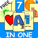 flashcards for Toddlers free icon