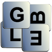 Gobble - a word finding game