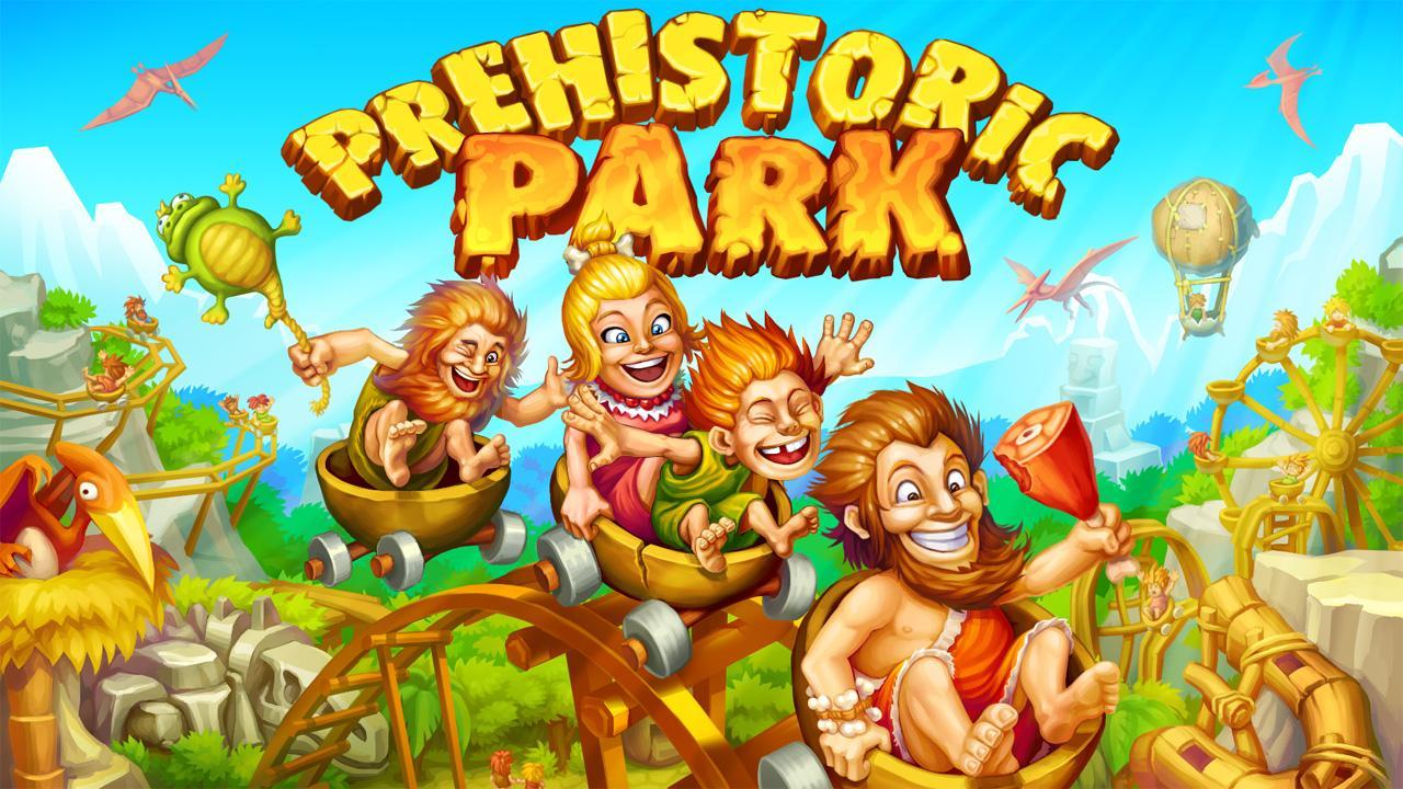 Prehistoric Park Builder screenshot #12