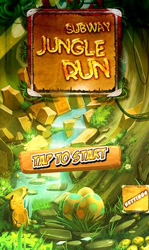 Subway Jungle Run
