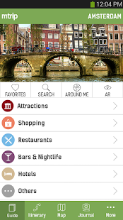 Amsterdam Travel Guide – mTrip - screenshot thumbnail