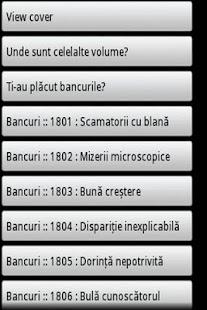 BANCURI (3000)  - volumul 19- screenshot thumbnail