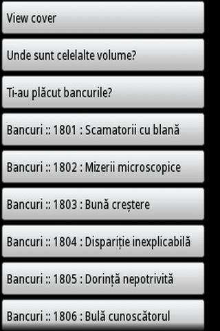 BANCURI (3000)  - volumul 19- screenshot