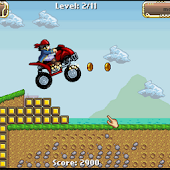 Pirate motorcross - Race game