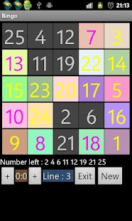 Bingo 多人賓果遊戲 解謎 App-愛順發玩APP