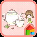 Tea time dodol luancher theme icon