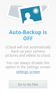COMODO Cloud - screenshot thumbnail