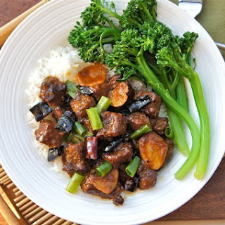 Stir-Fried Orange Beef