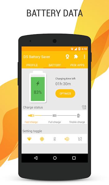 Deep Sleep Battery Saver Pro- screenshot