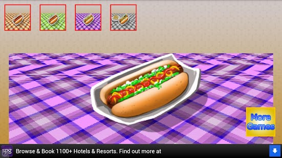 Fix Me Hotdogs - screenshot thumbnail