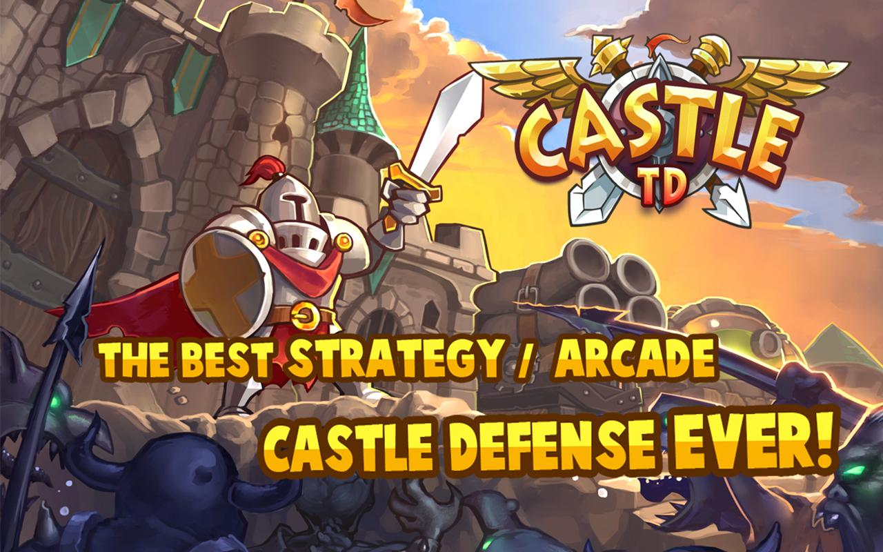 Castle Defense screenshot #13