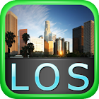 Los Angeles Offline Map Guide icon