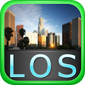 Los Angeles Offline Map Guide
