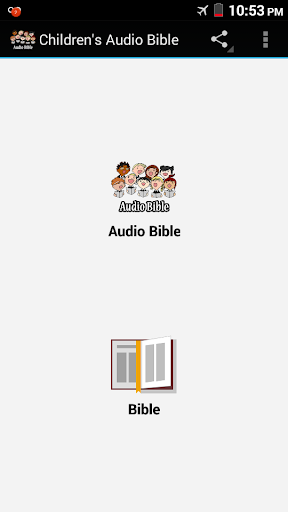 Childrens Audio Bible Ebook